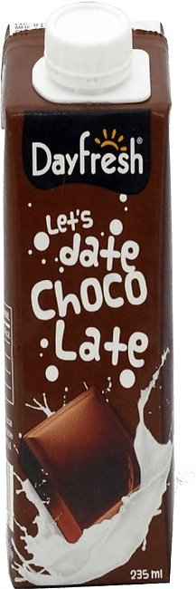Day Fresh Flaver Milk Choco Late 235ml