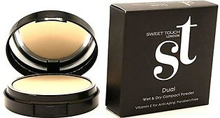 Sweet Touch Compact Powder Wet & Dry BE1 MINERALZ