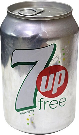 7up Drink Free Can 300ml