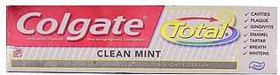 Colgate Tooth Paste Total Clean Mint 170g