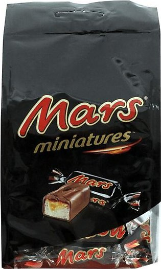Mars Miniatures Toffees 220g Pouch
