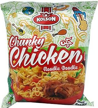 Kolson Noodles Pack 68g Chunky Chicken