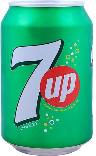 7up Drink Can 300ml