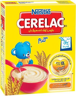 Nestle Cerelac Cereal Wheat 350g