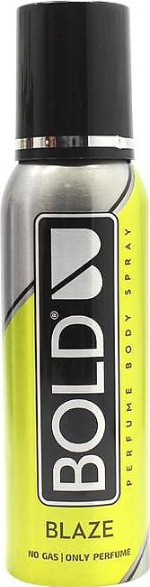 Bold Body Spray Blaze 120ml