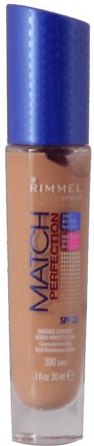 Rimmel Foundation Match Perfection SAND