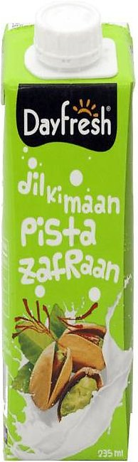 Day Fresh Flaver Milk Pista Zafran 235ml