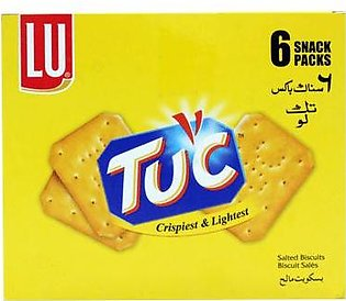 LU Biscuits H/R 6's Tuc