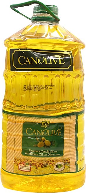 Canolive Cooking Oil 5Ltr