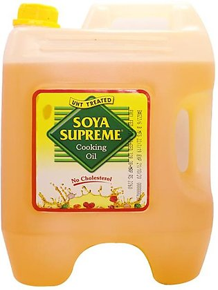 Soya Supreme Cooking Oil 10Liters J/Can