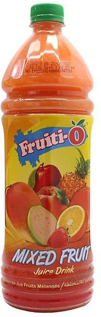 Fruiti-O Fruit Punch Juice 1ltr