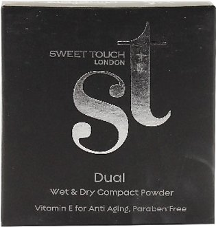 Sweet Touch Compect Powder Dual W/D FAIR OLIVE
