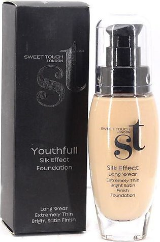 Sweet Touch Foundation Silk Effect Youthfull 3W