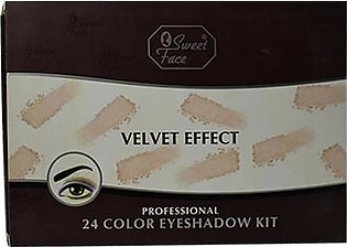 Sweet Face Eye Shadow Velvet kit