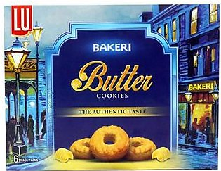 LU Biscuits H/R 6's Bakeri Butter