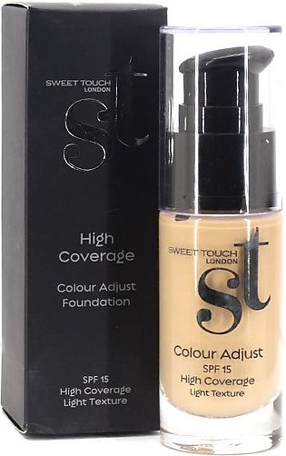 Sweet Touch Foundation High Coverage HC135