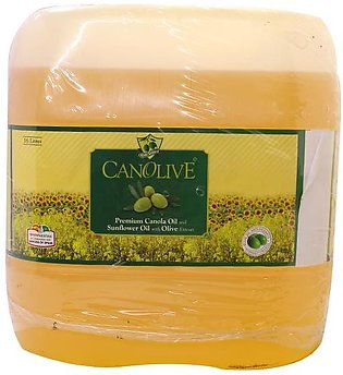 Canolive Cooking Oil 16Ltr