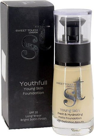 Sweet Touch Foundation Young Skin YS-06