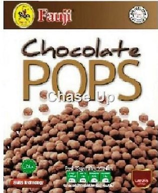 Fauji Chocolate Pops Cereal 150gm