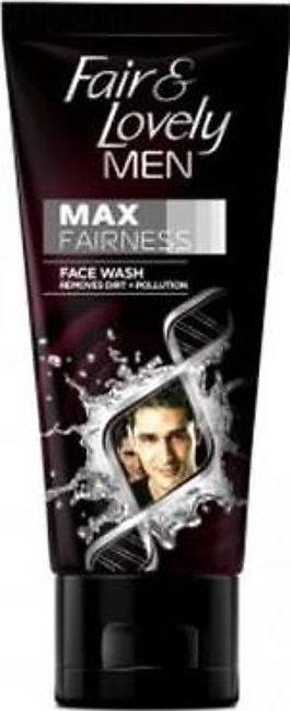 Fair n Lovely Max Fairness Face Wash 50gm (Pak)