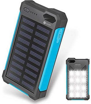 Dany 8000MAH Solar Power Bank I-2