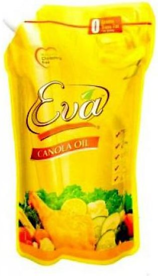 EVA Canola Cooking Oil Pouch 1ltr