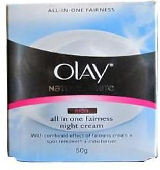 Olay Natural White Night Face Cream 50gm