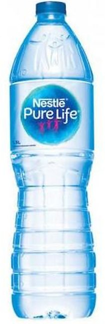Nestle Pure Life Mineral Water Bottle 1.5ltr