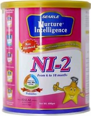 Searle NI-2 Baby Milk Powder Tin 400gm