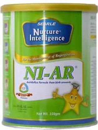 Searle NI-AR Baby Milk Powder Tin 350gm