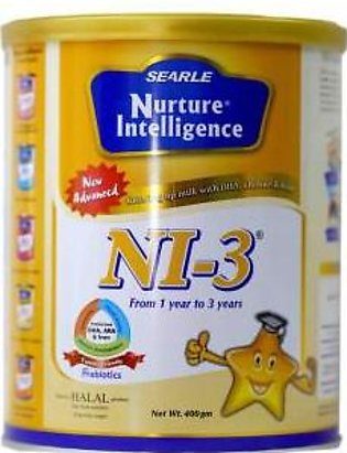 Searle NI-3 Baby Milk Powder Tin 400gm