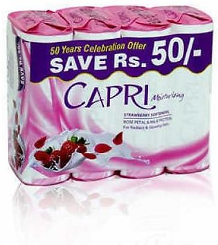 Capri Soap Assorted Promo Pack 175gm 4pcs