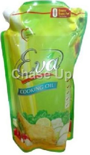 EVA Cooking Oil Pouch 1ltr