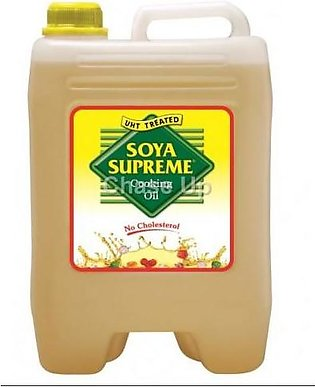 Soya Supreme Cooking Oil Can 16ltr