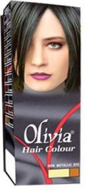 Olivia Hair Color 03 Medium Brown Tube 50ml