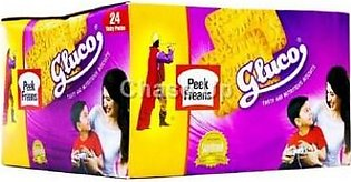 PF Gluco Plus Biscuit T/P Box 24pcs