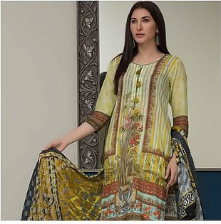 Chase Value Centre Digital Printed Festive Lawn Suit - 01