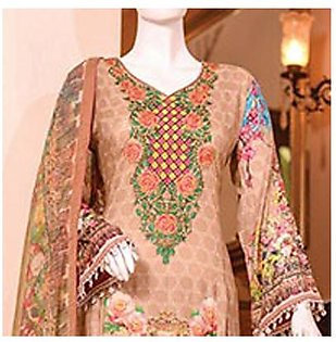 Chase Value Centre Embroidered Lawn Suit - 3A