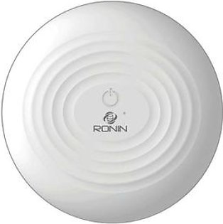 Ronin Soft Silicon Qi Fast Wireless Charger (R-933)