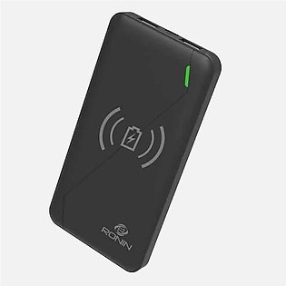 Ronin Wireless Power Bank 8000mAh (R70)