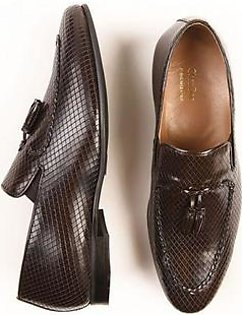 SHOES MS-1308-18 BROWN