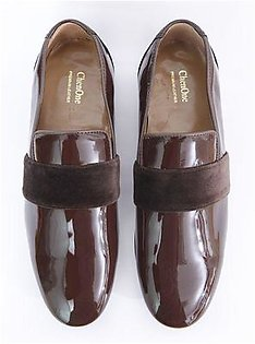MS-651 MC FORMAL SHOES BROWN