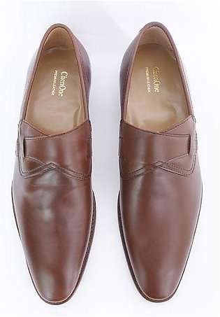 MS-602 MC FORMAL SHOES BROWN