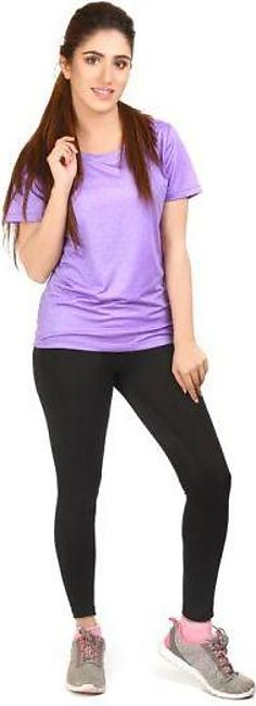 JOGGING SUIT LDS-A1122 PURPLE
