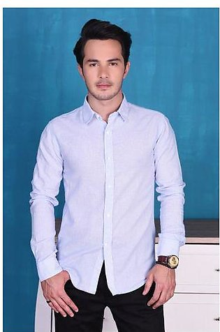 SHIRT CASUAL GTS-3905 BLUE