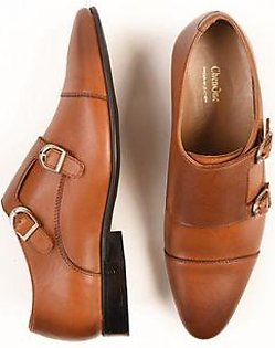 SHOES MS-1307-18 BROWN