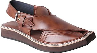 Kaptaan Chappal Brown | 100% High Quality with Pure Leather