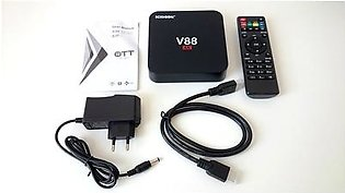 V88 Piano Android Tv Box