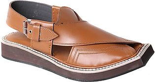 Kaptaan Chappal Mustard | 100% High Quality with Pure Leather