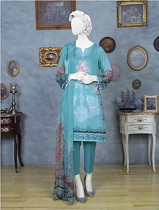 Khas Lawn Collection-Serenity Kc-5069